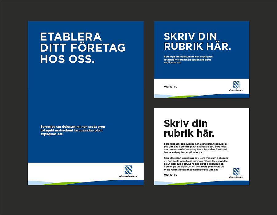 Varumärkesarbete för Söderköpings kommun
