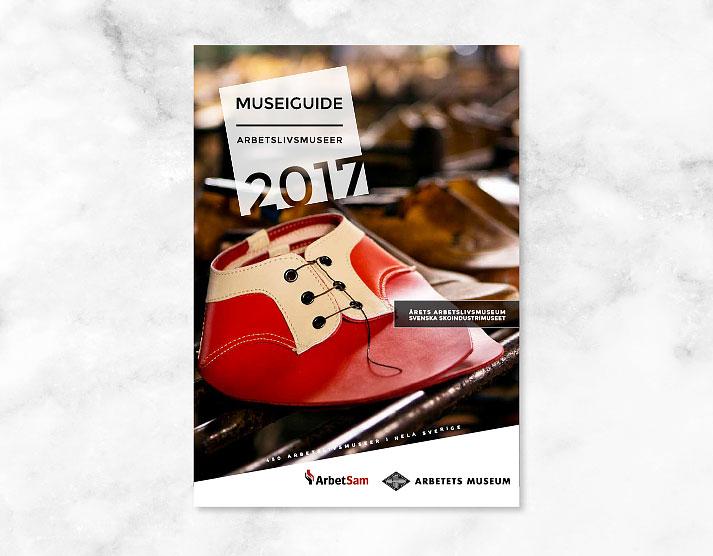 Museiguide arbetslivsmuseer 2017