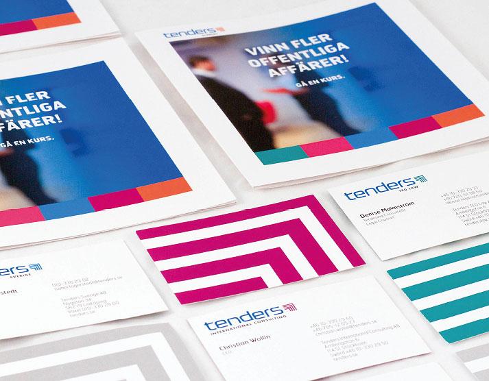 Tenders - en färgstark partner inom offentlig upphandling