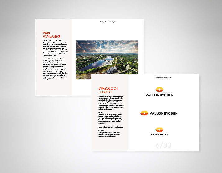 Profilprogram för Vallonbygden